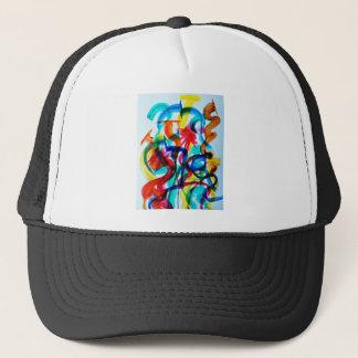 Entangled Trucker Hat