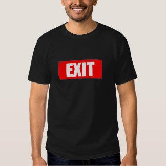 ENTER EXIT T shirt