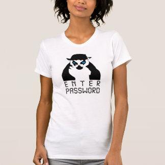 Enter Password T-Shirt