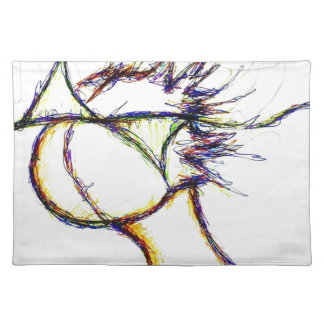 Enter the Fire Mind by: Luminosity Placemat
