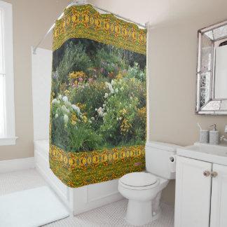 Enter the September Gardens! Shower Curtain