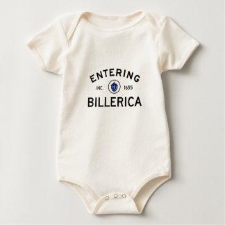 Entering Billerica Baby Bodysuit