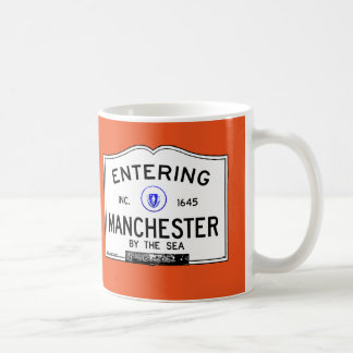 Entering Manchester By The Sea Coffee Mug