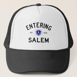 Entering Salem Trucker Hat