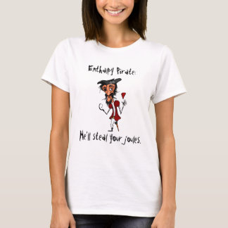 Enthalpy Pirate T-Shirt