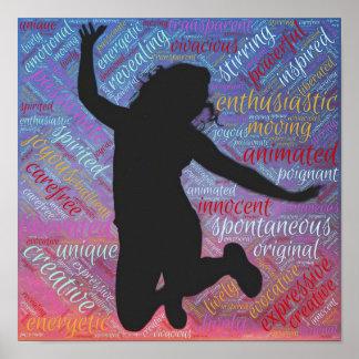 Enthusiasm Inspiration Motivational Poster