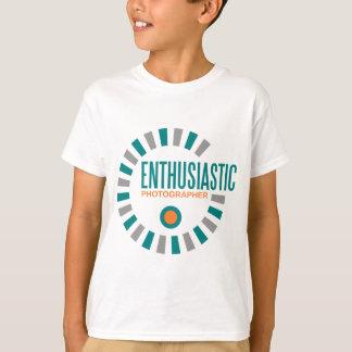 enthusiastic photographer T-Shirt