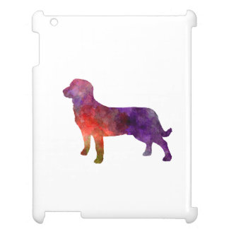 Entlebuch Cattle Dog in watercolor Case For The iPad 2 3 4
