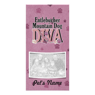 Entlebucher Mountain Dog DIVA Picture Card