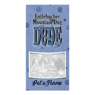 Entlebucher Mountain Dog DUDE Picture Card