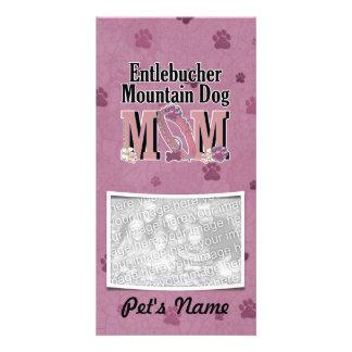 Entlebucher Mountain Dog MOM Photo Cards
