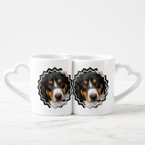 Entlebucher Mountain Dog Lovers Mug Sets