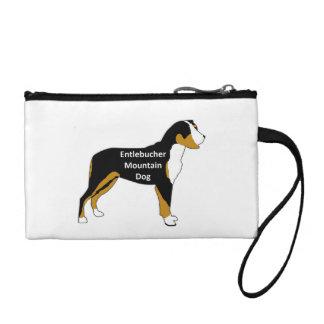entlebucher mt dog name silo color coin purse