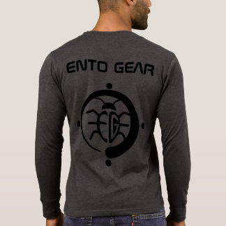 ENTO GEAR Henley Long Sleeve Shirt