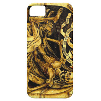Entombed Skeleton iphone 5 barely There case iPhone 5 Covers