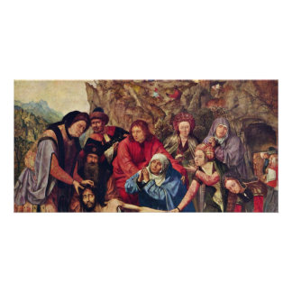 Entombment By Massys Quentin (Best Quality) Picture Card