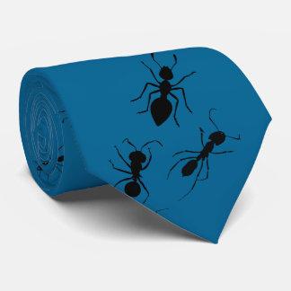 Entomologist Pest Control Black Army Ants Tie