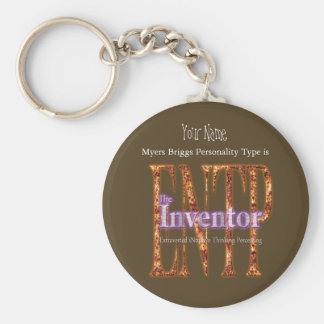 ENTP theInventor Key Ring