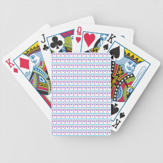 Entrance Hall Bicycle Playing Cards