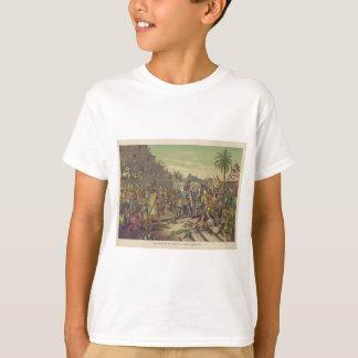 Entrance of Hernan Cortez into Mexico Nov 8th 1519 T Shirt