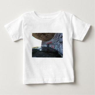 Entrance to Buzludzha, Balkan Mountains, Bulgaria Baby T-Shirt