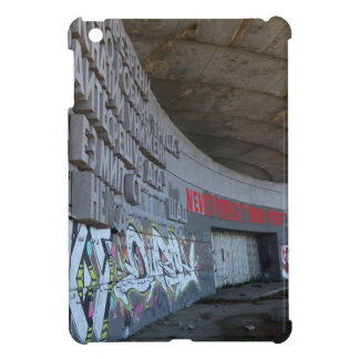 Entrance to Buzludzha, Balkan Mountains, Bulgaria Case For The iPad Mini