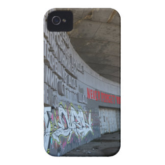 Entrance to Buzludzha, Balkan Mountains, Bulgaria iPhone 4 Case