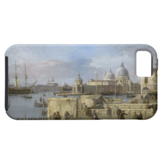 Entrance to the Grand Canal by Canaletto Tough iPhone 5 Case