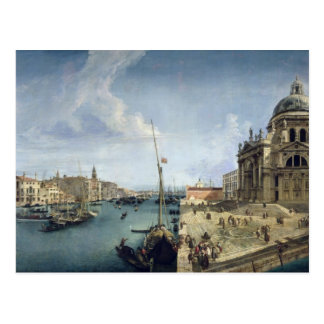 Entrance to the Grand Canal Postcard