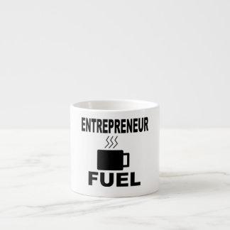 Entrepreneur Fuel Espresso Mug