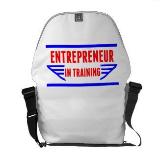 Entrepreneur In Training Messenger Bags