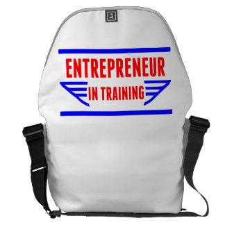 Entrepreneur In Training Courier Bag