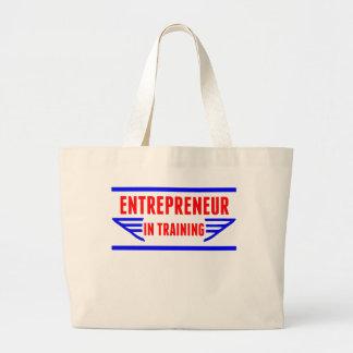 Entrepreneur In Training Jumbo Tote Bag