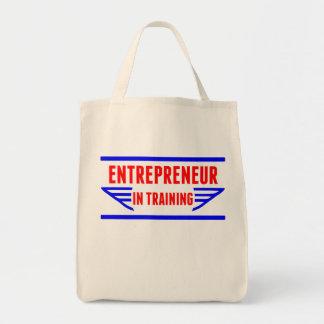 Entrepreneur In Training Grocery Tote Bag