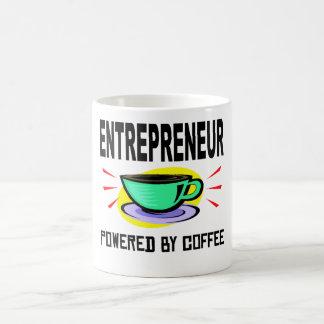 Entrepreneur Powered By Coffee Coffee Mug