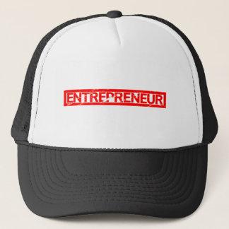 Entrepreneur Stamp Trucker Hat