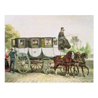 Entreprise Generale des Omnibus', Postcard