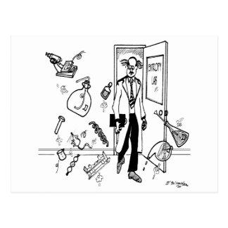Entropy Cartoon 2791 Postcard