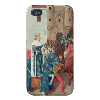 Entry into Paris of King Jean II  Le Bon iPhone 4/4S Covers