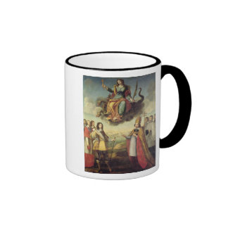 Entry of Louis XIII  King of France and Mugs