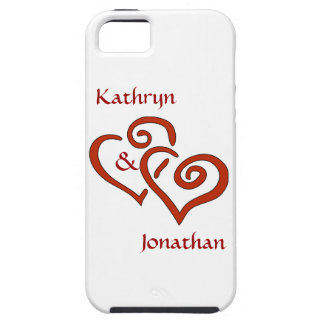 Entwined Hearts iPhone 5 Casemate iPhone 5 Cover