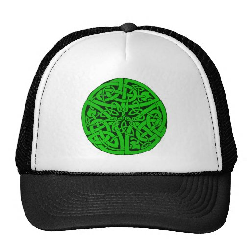 Entwined Snakes Trucker Hat