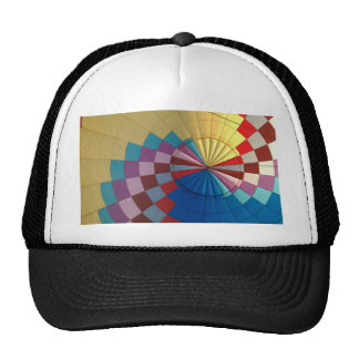 Envelope hot air balloon trucker hat
