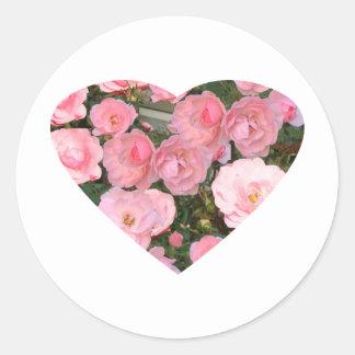 Envelope seal of Roses Sticker