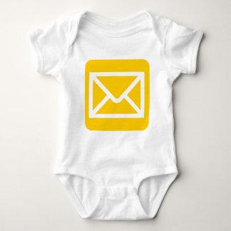 Envelope Sign - Amber Baby Bodysuit