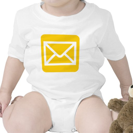Envelope Sign - Amber Shirt