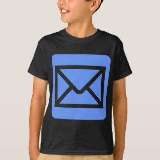 Envelope Sign - Baby Blue T-Shirt