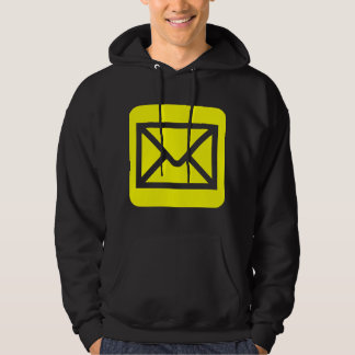 Envelope Sign - Hooded Pullovers