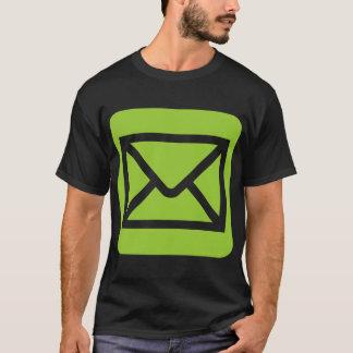 Envelope Sign - Martian Green T-Shirt