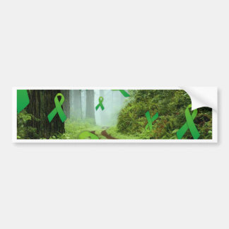 Environmental Awareness Art by Mark Thaler Bumper Sticker